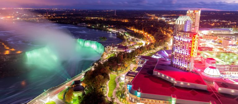 Fallsview Casino – Niagara Falls – The Ultimate Beauty