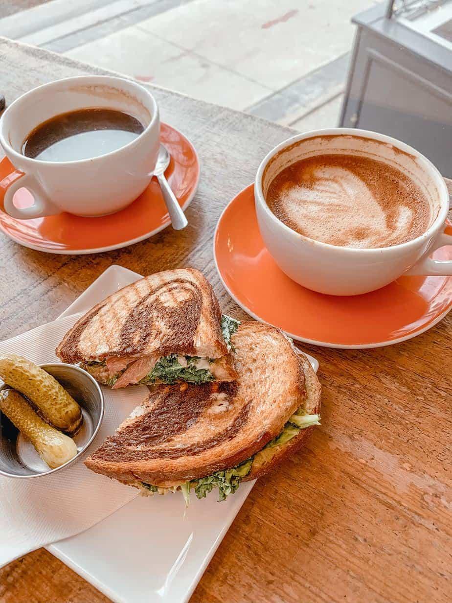 hamilton on Coffee and Treats