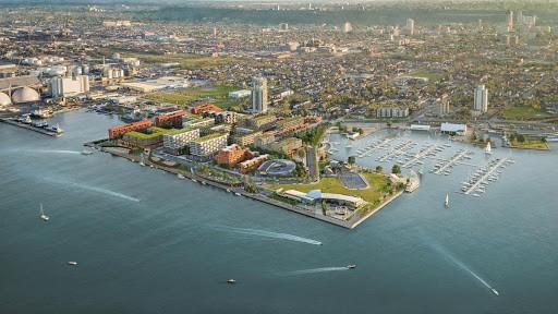 Hamilton's West Harbour